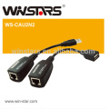 USB2.0 Extension Adapter with 4 Port USB 2.0 HUB Up to 30 Meters,wireless usb 2.0 adapter