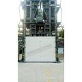 Porta aérea secional industrial segura do painel da espuma