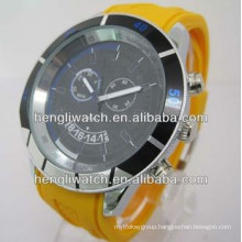 Hot Fashion Silicone Watch, Best Quality Watch 15086