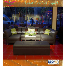 For Hotel meeting room sectional furniture sofa