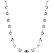 fashion star silver necklace
