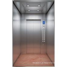 Decoração de carro Fujizy do elevador de passageiros Fjk8000-3