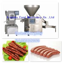 Machine de remplissage à la saucisse sous vide / machine de saucisse à vide