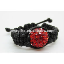 Bijoux de mode shamballa anneaux