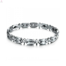 Heißer Verkauf Cross-Connect-Armband, Damen Edelstahlarmband