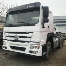 Tête de camion robuste 420HP HOWO