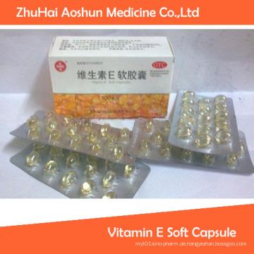 30 PCS Vitamin E Weiche Kapsel