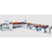 Placa HF1300 / 400 (piso) A máquina de revestimento flotada em forma de V (tinta à base de água)