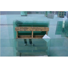 Flat Clear Tempered Glass 3mm - 19mm For Building And Door With Ccc And Iso