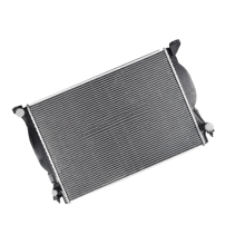 Top quality car Radiator 2278850100103 for Japanese and India MT car