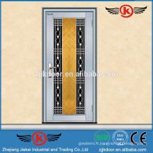 JK-SS9003 Sécurité extérieure en acier inoxydable Porte extérieure