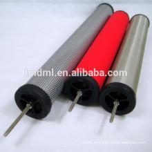 Compresor de aire Elemento de filtro de precisión E5-20 cartucho de filtro para secador