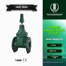 """10 """"asme / ansi b 16.34 acero fundido BS 5150 válvula de compuerta precio"""