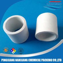Emballage chimique de tour absorbant Anneau en céramique Raschig