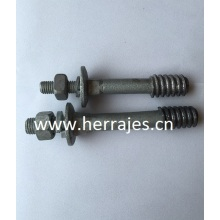 Short Shank Pins, Bolt End Insulator Pins, Crossarm Insulator Pins, Overhead Line Solutions