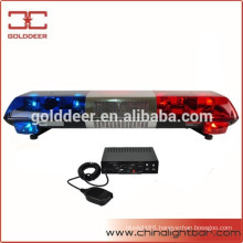 Police Car Warning Light Rotator Light Bar with Speaker