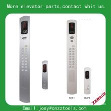 Panneau de boutons standard de l'ascenseur flip et lop