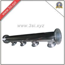 Collecteur d'échappement de pompe en acier inoxydable (YZF-F48)