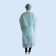 green surgery gown/surgeon gownoperation/operation disposable surgical gown