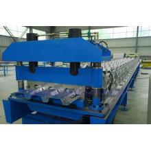 Feuille de platelage de plancher profileuse, carrelage pont formant ligne machine de rouleau