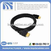 1.8m HIGH SPEED HDMI Cable 1.3 Gold plated.