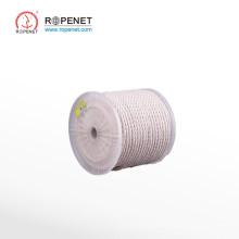 Corda de corda de algodão para artesanato pelo pé