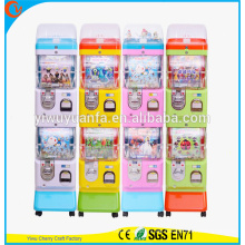 Heißer Verkauf Neuheit-Entwurfs-Kapsel-Spielzeug-Kind-Spiel-Station-Verkaufsautomat