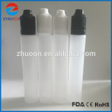 High Quality childproof Plastic PE Bottle For Chemistry,Cosmetic Bottle