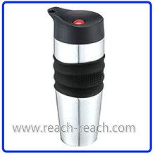 100 % Edelstahl Leak Proof Auto Mug, Travel Mug (R-2334)