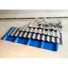 Chine Fabricant Gbt Feuille en aluminium ondulé pour toiture