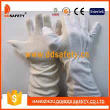 Baumwolle mit Mini Dots Handschuh (DCH244)