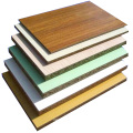 decorative funiture used melamine faced paper plywood