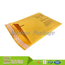 Shock Resistant Kraft Paper Bubble Mailer Shipping Envelope Bag With Custom Logo Design