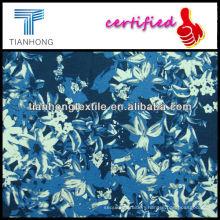 Cotton Twill Spandex Fabric/Twill Spandex Printed Fabric/Cotton Spandex Fabric For Pant