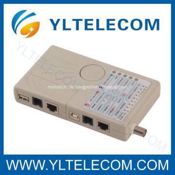 Multi-modulare Netzwerk-Kabeltester