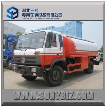 8000L Tanque de combustible Dongfeng 4X2 Tanque de petróleo