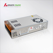 ul approved CCTV 12v 400w enclosure power supply with aluminum mesh