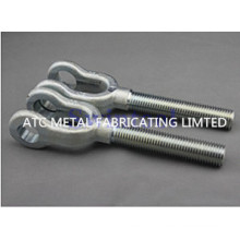 Forged Jaw Fork Link with M30