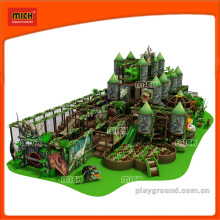 Hot Sale Franchise aux dinosaures Indoor Treehouse Playground Equipment