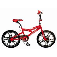 "20 ""Freestyle bicicleta com roda de alluminum!"