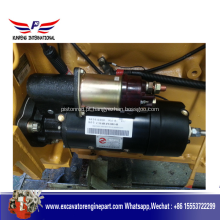 Peças de motor diesel Shangchai motor de arranque 4N3181