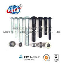 Galvanized Steel 10.9 Grade Huck Bolt with Collar
