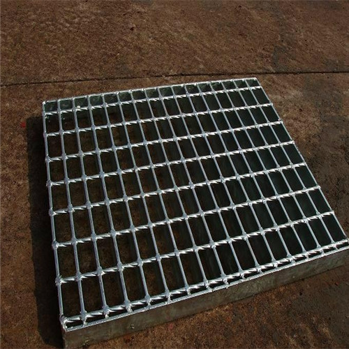 Galvanized Carbon Steel Bar Grating