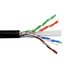 Ce Certificate CAT6 FTP Network Cable Outdoor
