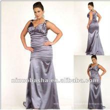 Plus Size V-neck Formal Evening Dress 2012