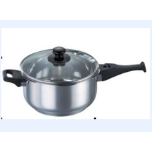 Stainless Steel High Pressure Pot