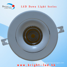 2015 China Manufacturer 50W Bridgelux COB Recessed LED Lights Downlight