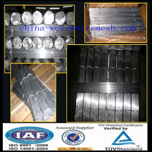 annealed wire weight galvanized flat cutting wire