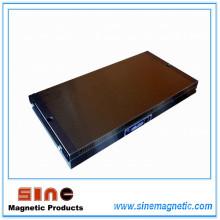 Fine-Pole Elektromagnetisches Spannfutter, Flachschleifmaschine, Werkzeugschleifmaschine und Elektromaschine