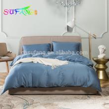 2018 mais recente projeto 100% tencel conjunto de cama / capa de edredão conjunto